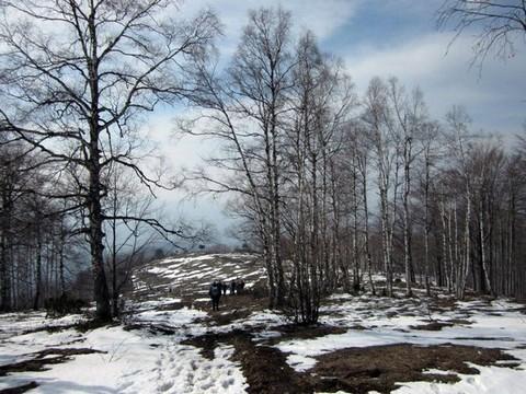 Силазак са Чикера - фото Весна