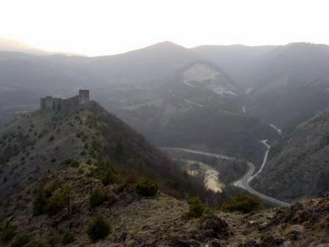 Зидине Маглич града - фото Пера