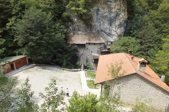 Манастир Црна река (фото: Жарко Продановић)