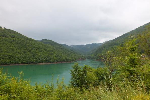 Залив Чечевске реке