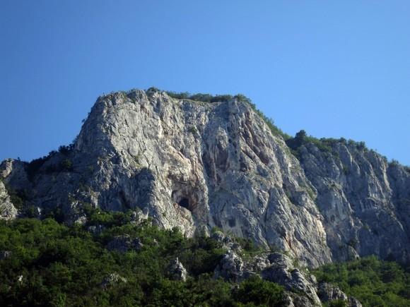 Evo našeg današnjeg cilja - pećina Turčinovac