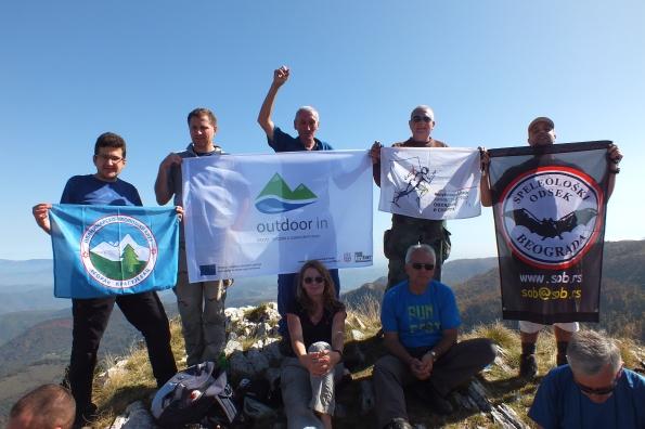 Заставе учесника трке и планианрске акције на Бериму
