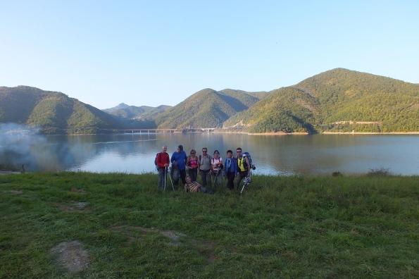 Крај авантуре - на обали језера Газиводе