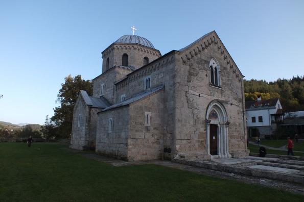 Манастир Градац  на падинама Голије