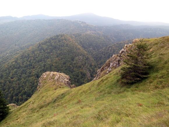 Суседни Челинац, Греда у Вучак преко кањона Самоковске реке