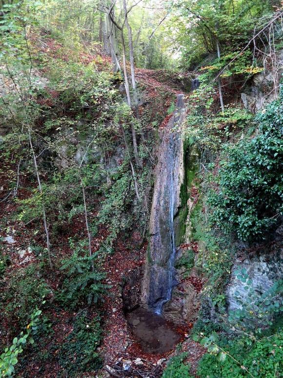 Водопад Бук, највиши у Шумадији - 15 м